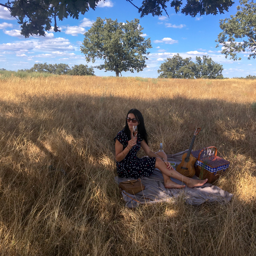 Alentejo, Portugal, Randomly Blogging Around