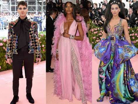 """Most Spectacular Looks from the 2019 Met Gala """"Camp: Notes on Fashion"""""""