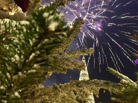 New Year's Eve in Copenhagen