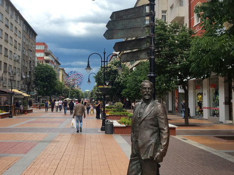 A nostalgic weekend in Sofia
