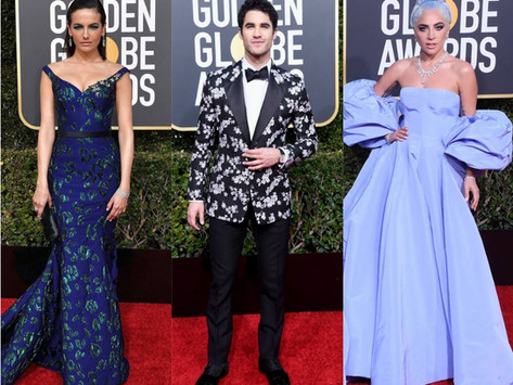 Most Favourite Red Carpet Looks from the 76th Golden Globe Awards