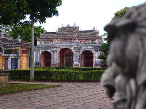 Vietnam's Imperial City of Hue