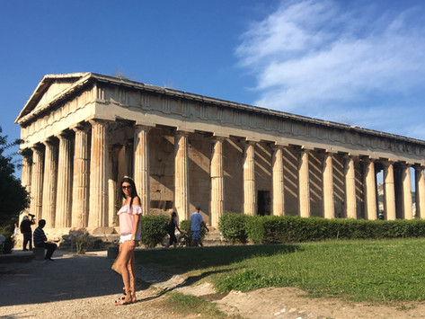 A taste of Ancient Greece