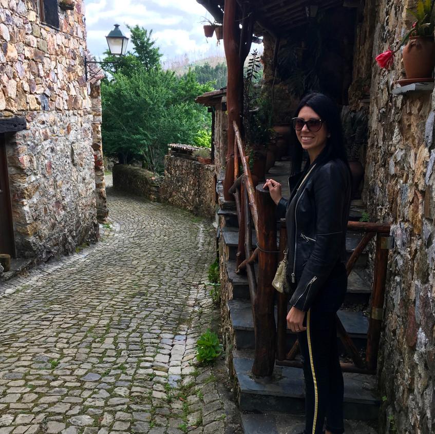 Casal de Sao Simao, Portugal, Randomly Blogging Around