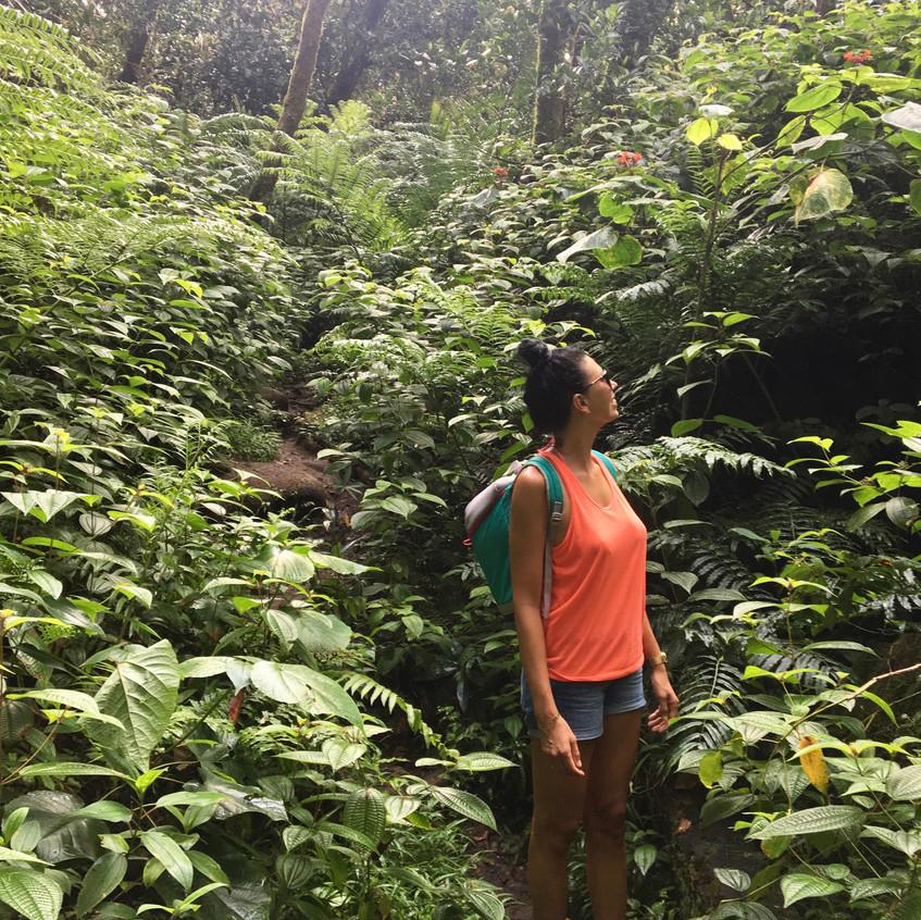 Mahe island, Seychelles, Randomly Blogging Around