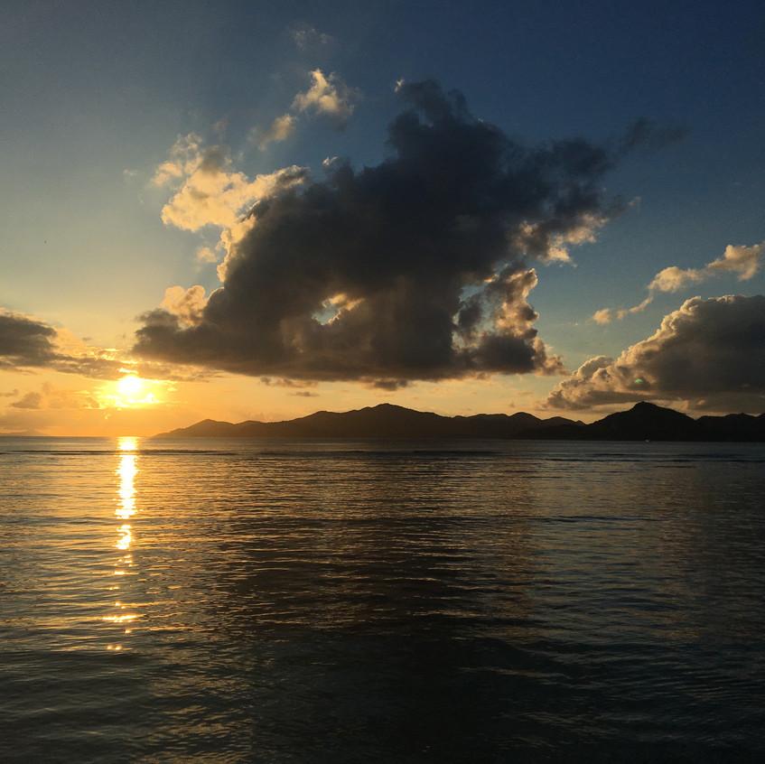 La Digue island, Seychelles, Randomly Blogging Around