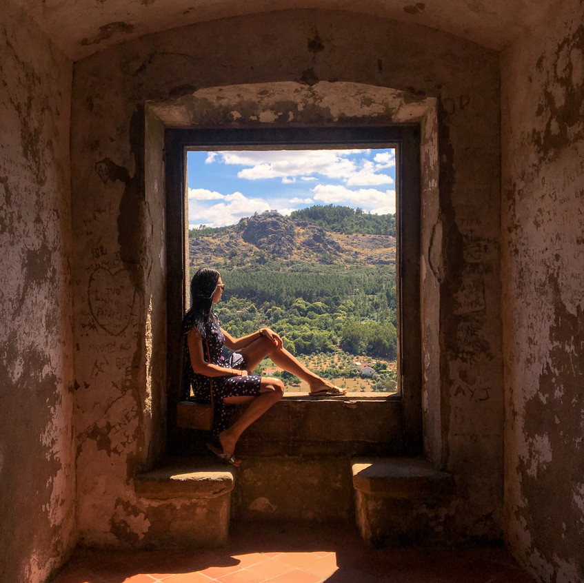 Castelo de Vide, Portugal, Randomly Blogging Around