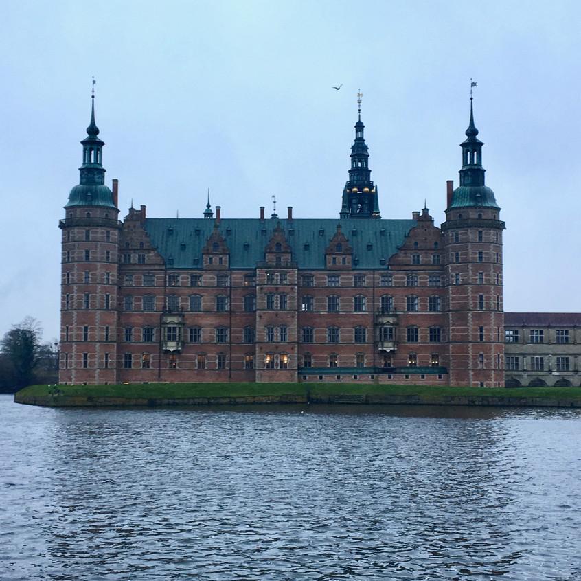 Frederiksborg castle, Hillerød, Randomly Blogging Around
