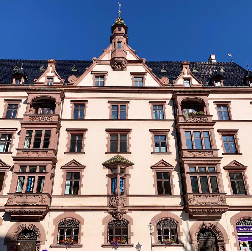 Leipzig, Randomly Blogging Around