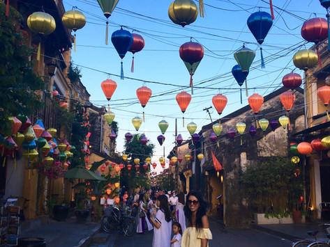The lantern heaven of Hoi An