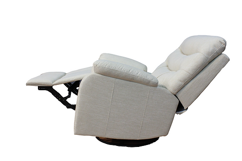 Кресло реклайнер механический +механизм качания (кресло качалка),King