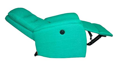 Кресло реклайнер с электроприводом беспроводной, Smart