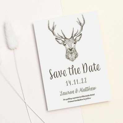Save the Date - Alba