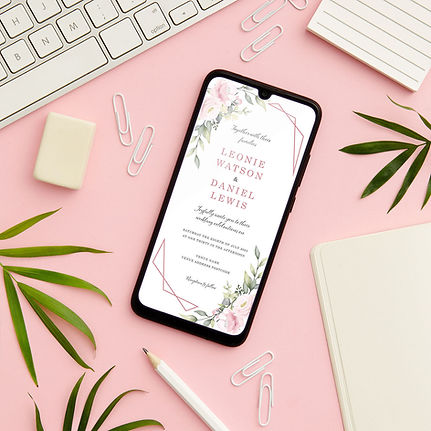 3528343 - Smartphone Pink Bloom Mockup.j