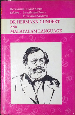 Dr Hermann Gundert and Malayalam Language