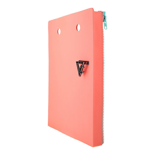 NIO in Coral (Front)