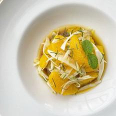Orange & Fennel Salad with Mint