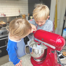 Baking with Kids-How To