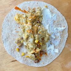 Unraveled Burritos No More
