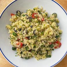 Lemon-Infused Couscous Salad