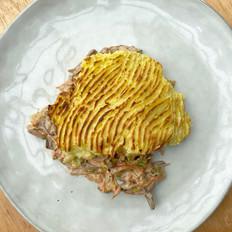 Vegan Mushroom Shepherd's Pie