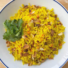 """South African """"Yellow Rice"""""""