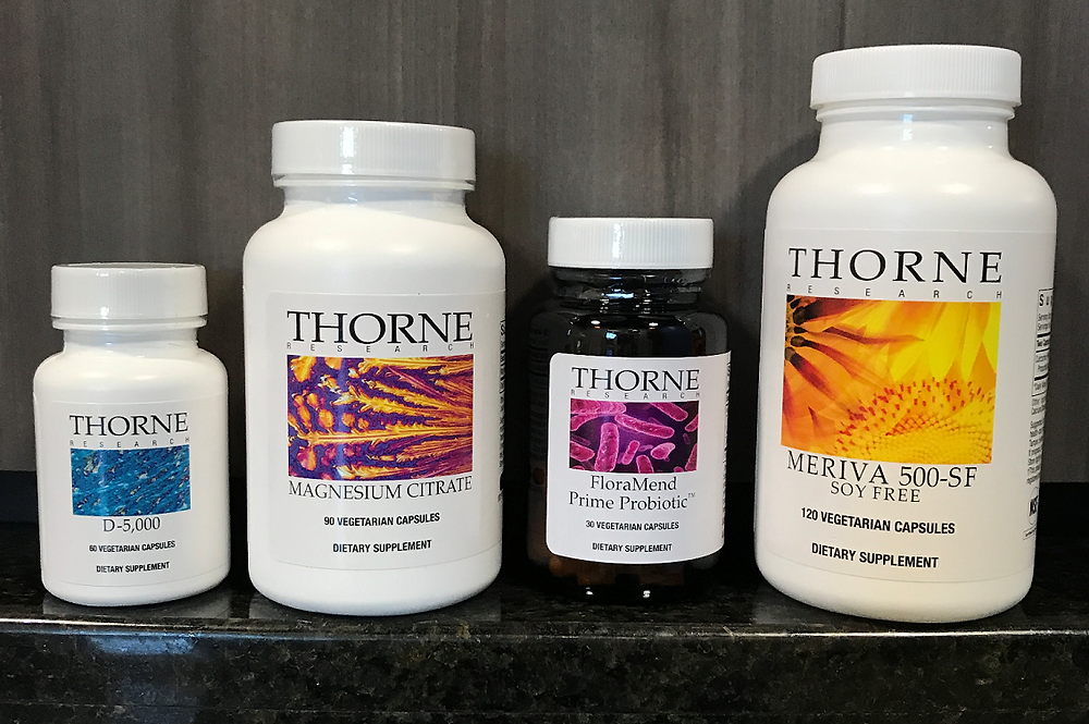 Thorne products
