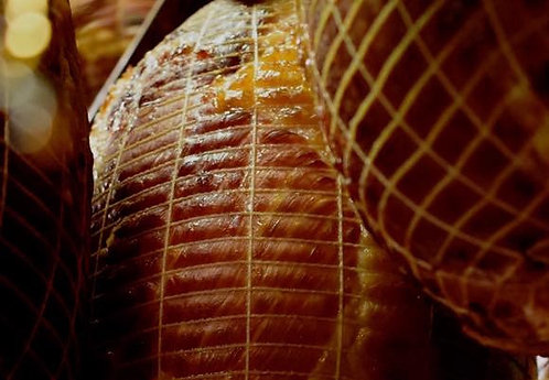 Boneless ham - halved