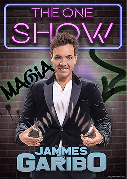 jammes, garibo, cartel, the one show,