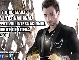 Festival internacional de magia Tamarite magicoh! XV