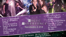 GIRA NAVIDEÑA 2.014 MAGIC EXPERIENCE