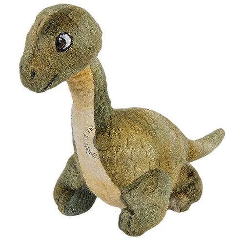 Brontosaurus - large finger puppet