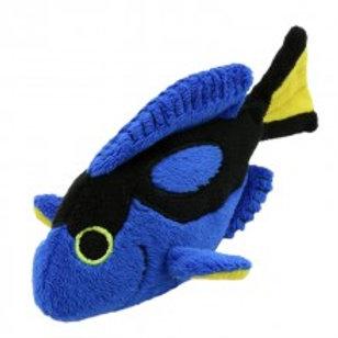 Poisson (bleu) - finger puppet