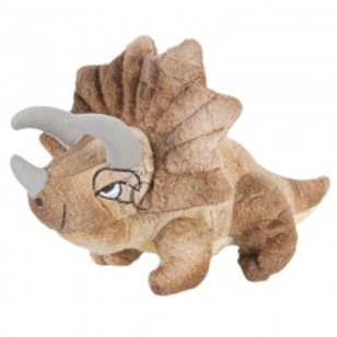 Triceratops - large finger puppet