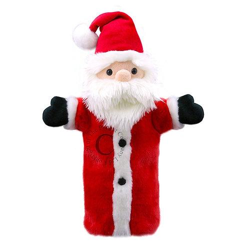 Père Noël - long-sleeved puppet