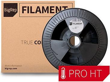 BigRep Pro-HT 3D Printing Filament