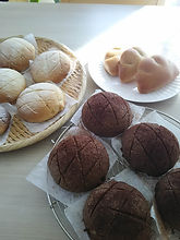 メロンパンとクリームパン,パン教室
