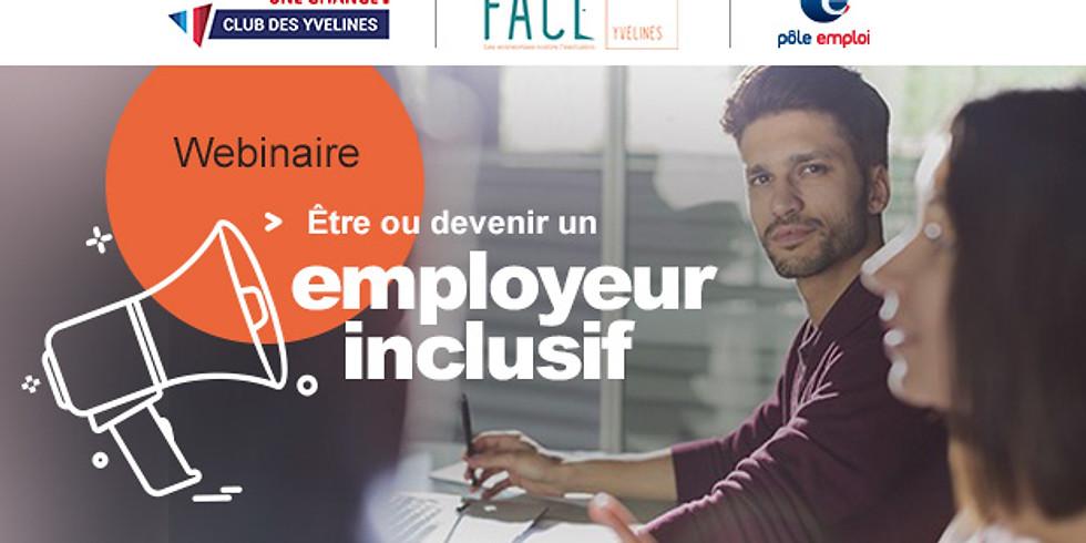 Être ou devenir un employeur inclusif