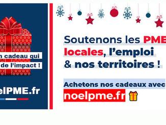 Lancement de l'édition 2020 de NoelPME.fr par Mounir Mahjoubi et la CPME