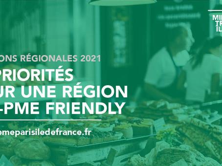 Première région de France, l'Île-de-France aura aussi été la région française la plus impactée