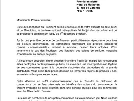 La CPME IDF co-signe le courrier adressé par Valérie Pécresse au Premier Ministre