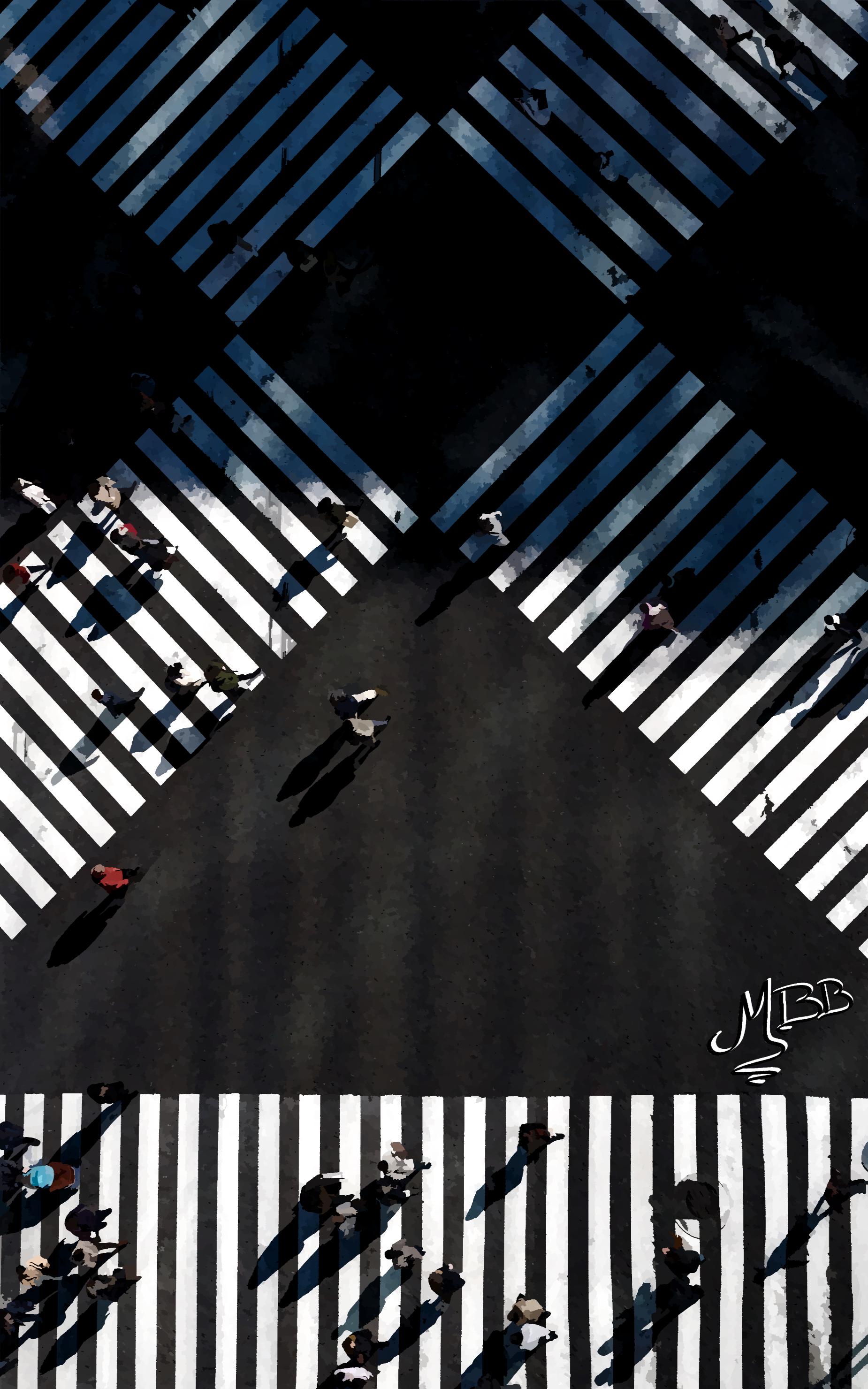 Silent symphony of zebras