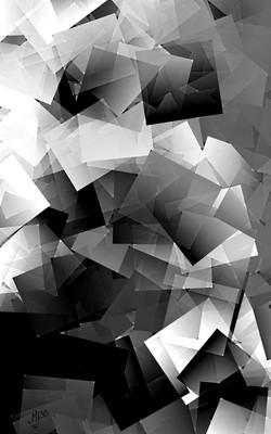 Retombee cubique