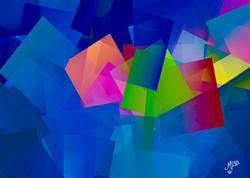 Cubes de couleurs