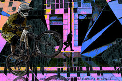 Urban bike locomotion