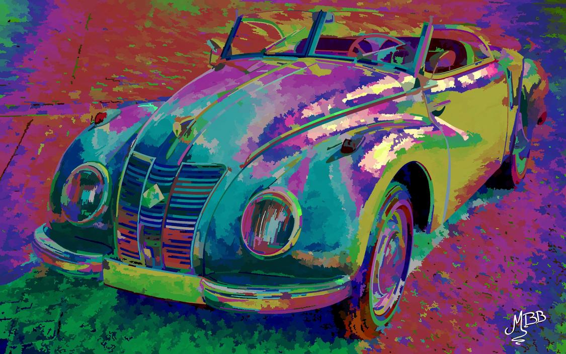Automobile spirit