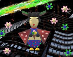 Japonaise 3D
