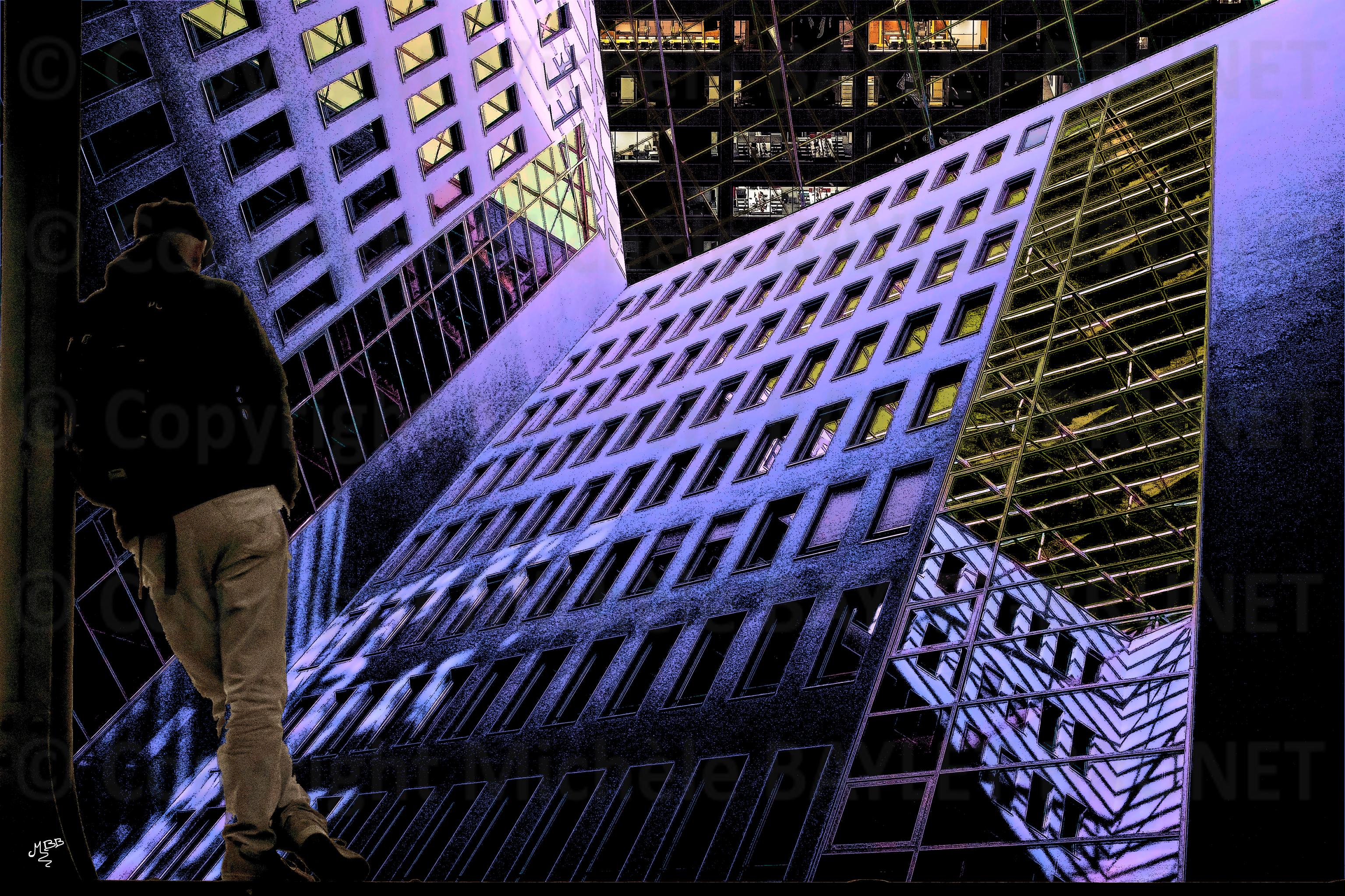 Reflexion architecturale