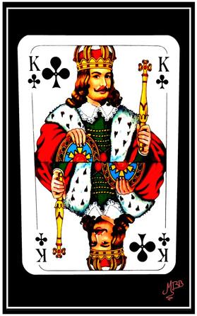 Alexandre, le Roi de trèfle