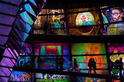 Graffiti exhibition